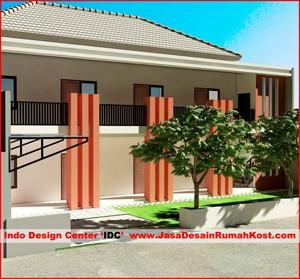 ... Desain Rumah Kost 2 Lantai di Bintara Bekasi Cover ... & Desain Rumah Kost - Jasa Desain Rumah Jasa Gambar Rumah Jasa ...