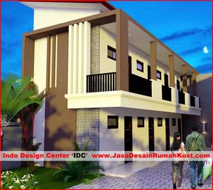 Desain Rumah Kost Di Bekasi